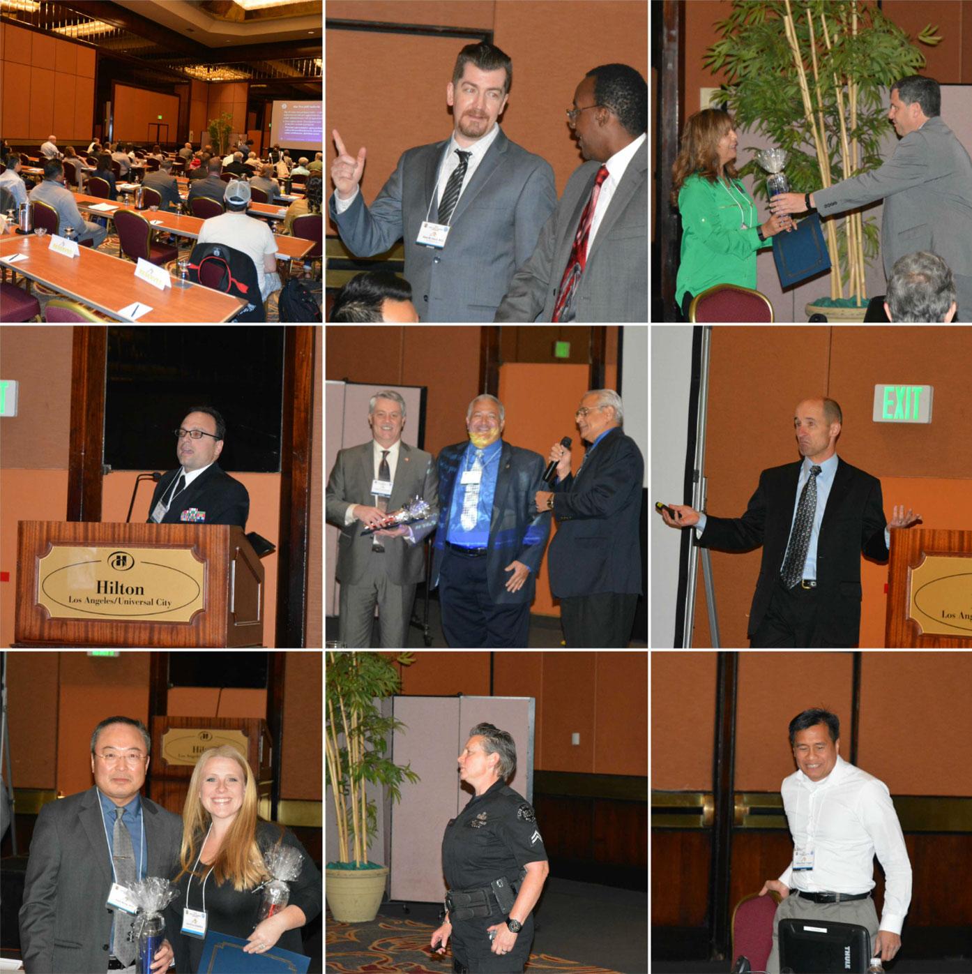 Photos of special event